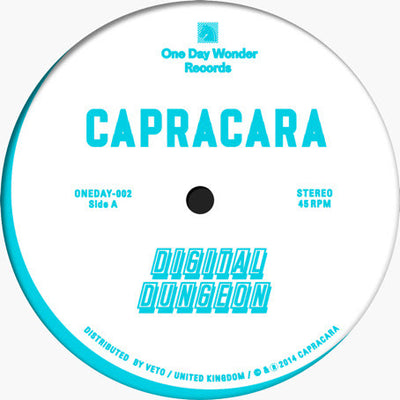 Capracara - Digital Dungeon / Digital Dungeon (Remix) - Unearthed Sounds