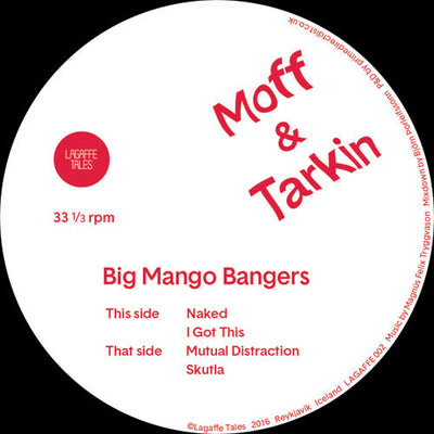 Moff & Tarkin - Big Mango Bangers - Unearthed Sounds