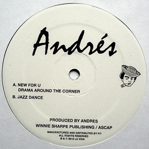Andres - New For U - Unearthed Sounds