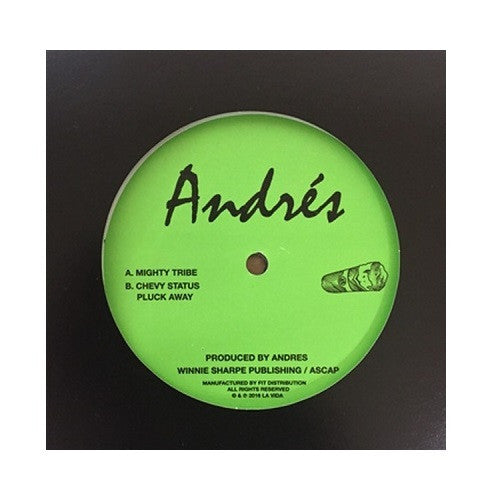 Andrés - Mighty Tribe - Unearthed Sounds