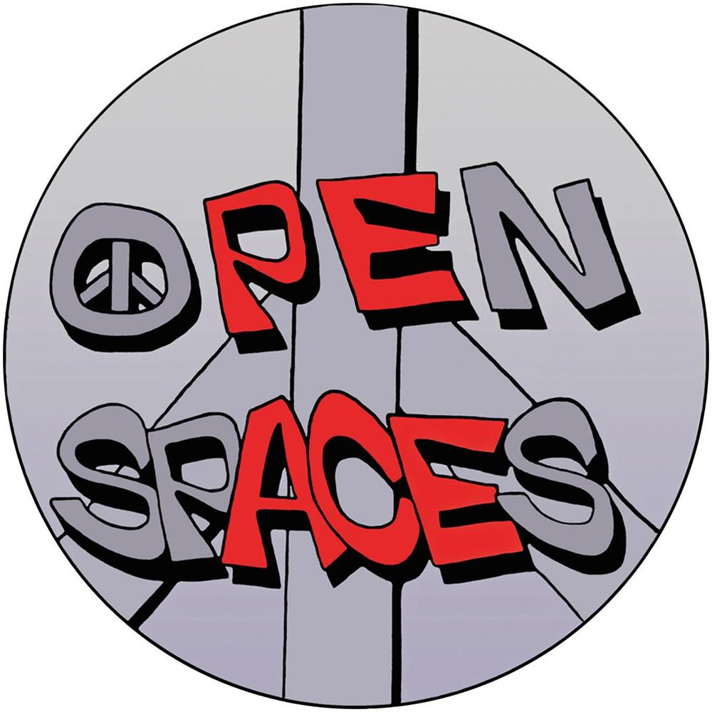 Open Spaces - Open Spaces [Official Re-issue]