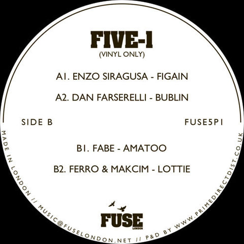 Various Artists - FIVE -1