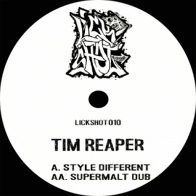 Tim Reaper - Style Different / Supermalt Dub - Unearthed Sounds