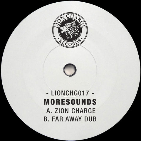 Moresounds - Zion Charge // Far Away Dub