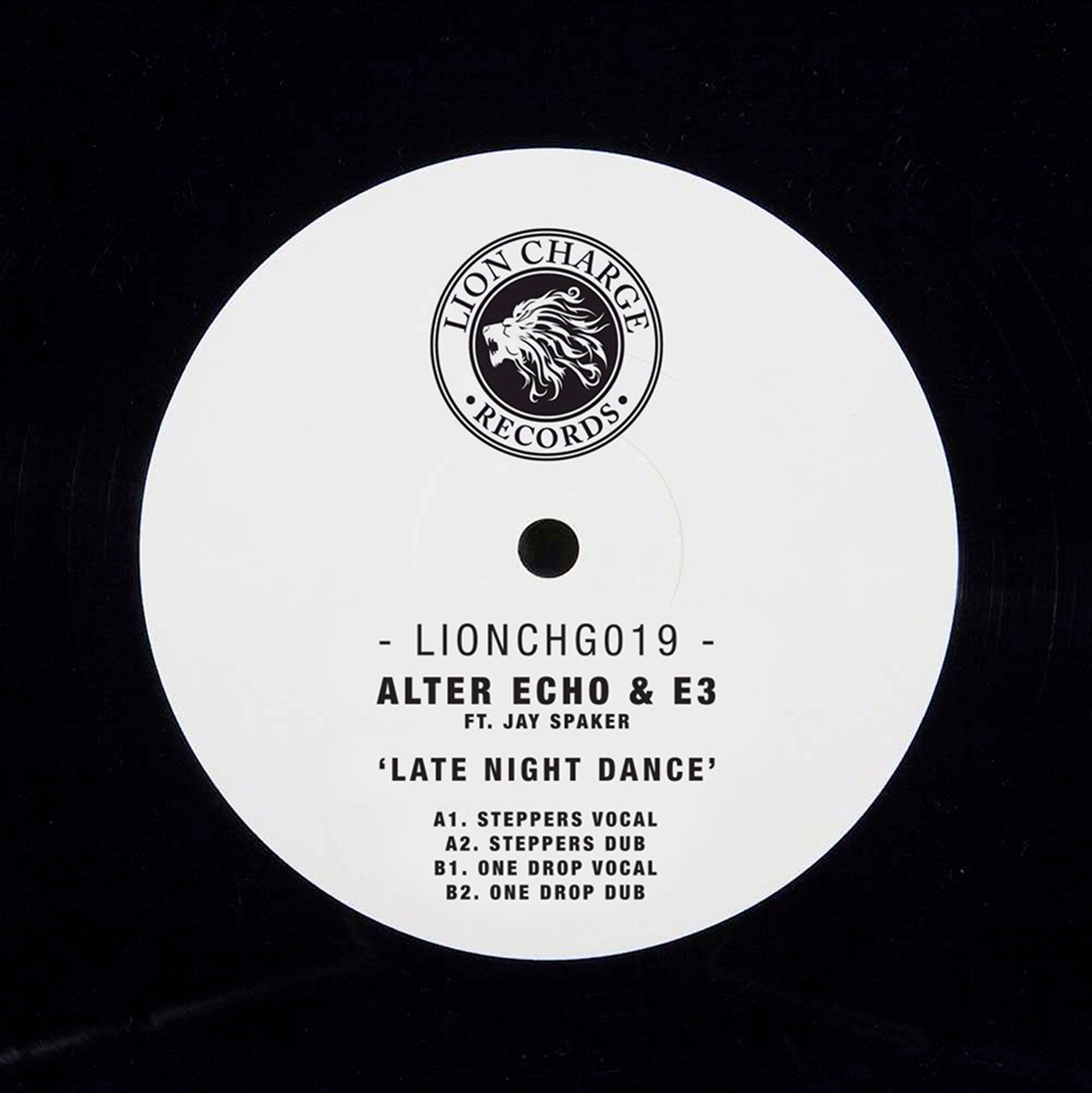 Alter Echo & E3 - Late Night Dance (feat. Jay Spaker)