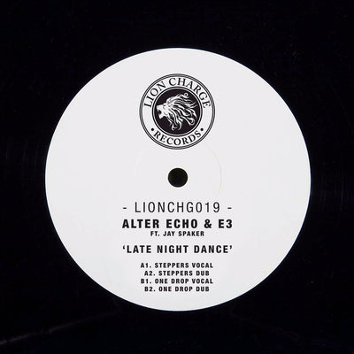 Alter Echo & E3 - Late Night Dance (feat. Jay Spaker) - Unearthed Sounds