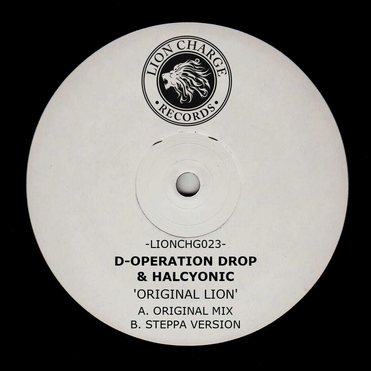 D-Operation Drop & Halcyonic - Original Lion