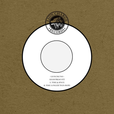 "Adam Prescott - Time & Space / Time Longer Than Rope [7"" Vinyl] - Unearthed Sounds"