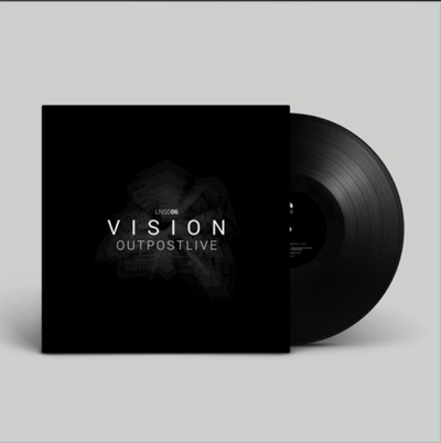 Outpostlive - Vision EP - Unearthed Sounds