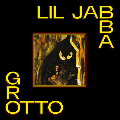Lil Jabba - Grotto , Vinyl - Local Action, Unearthed Sounds