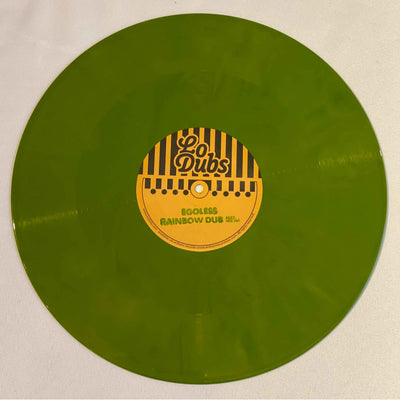 Egoless - Rainbow Dub [Green Vinyl Repress] - Unearthed Sounds