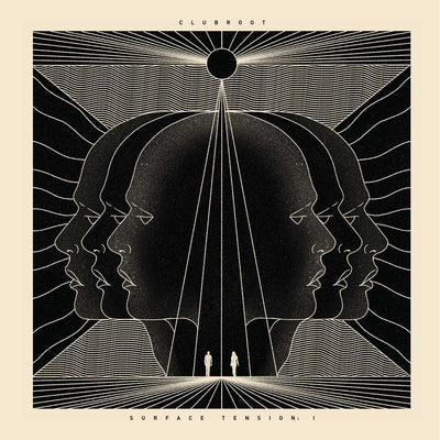 Clubroot - Surface Tension: I [Sand Coloured Vinyl] - Unearthed Sounds