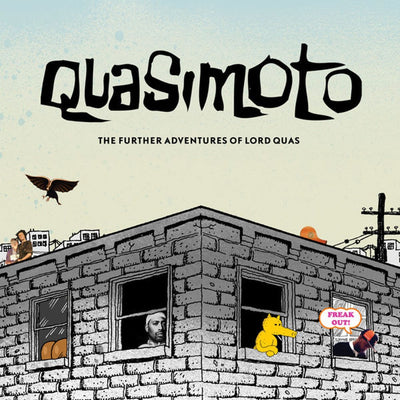 Quasimoto - The Further Adventures of Lord Quas [2 x LP] - Unearthed Sounds