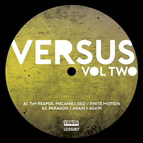 "Various Artists - Versus Volume Two [Coloured 12"" Vinyl]"