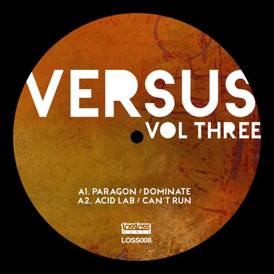 Various Artists - Versus Volume Three - Unearthed Sounds, Vinyl, Record Store, Vinyl Records