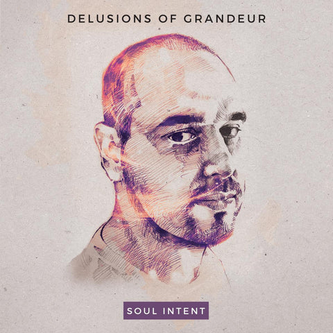 "Soul Intent - Delusions Of Grandeur [2x12""]"