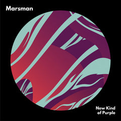 Marsman - New Kind of Purple , CD - Lowriders Recordings, Unearthed Sounds - 1