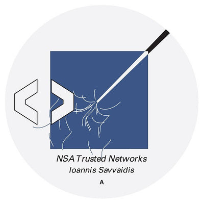 Ioannis Savvaidis - NSA Trusted Networks , Vinyl - Lower Parts, Unearthed Sounds