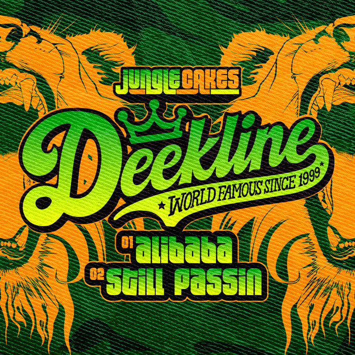 Deekline - Alibaba / Still Passin - Unearthed Sounds