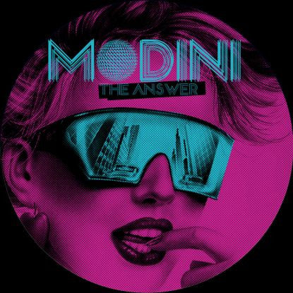 Modini - The Answer - Unearthed Sounds