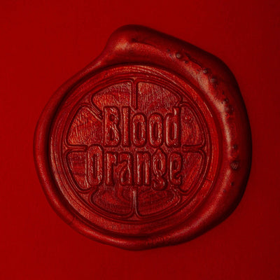 Lakewest - Blood Orange EP [Wax Seal Stamped Sleeve]