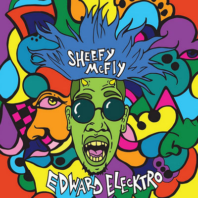 Sheefy Mcfly - Edward Elecktro - Unearthed Sounds