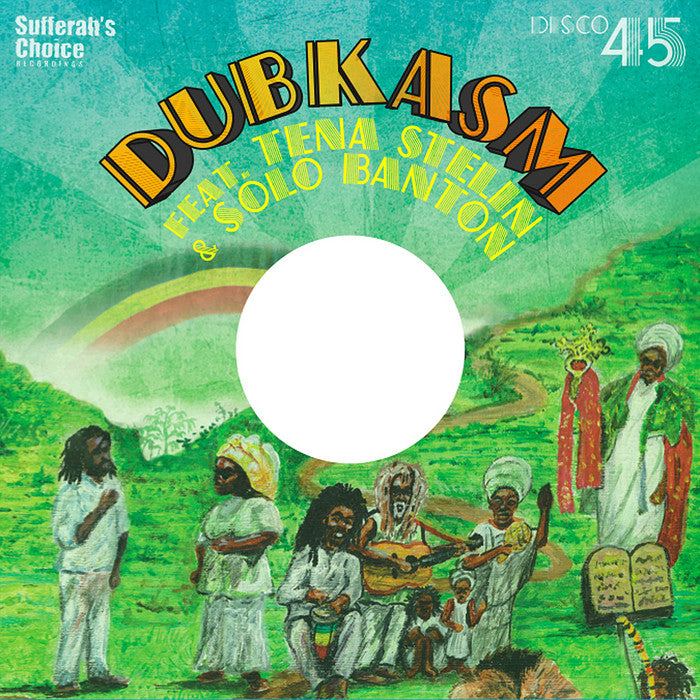 Dubkasm (feat. Tena Stelin & Solo Banton) - More Jah Songs - Unearthed Sounds