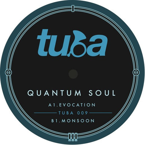 "Quantum Soul - Evocation / Monsoon [10"" Vinyl]"