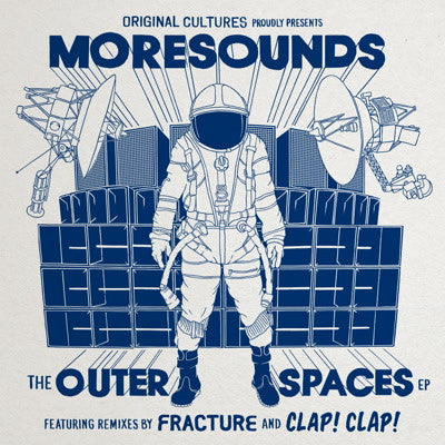 Moresounds - The Outer Spaces - Unearthed Sounds