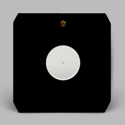 "Mahakala - Tomahawk VIP / Blue [Limited Edition White Heat Pressed 12"" Vinyl LP] - Unearthed Sounds"