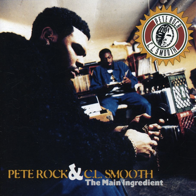 Pete Rock & CL Smooth - Main Ingredient [2 x LP] - Unearthed Sounds