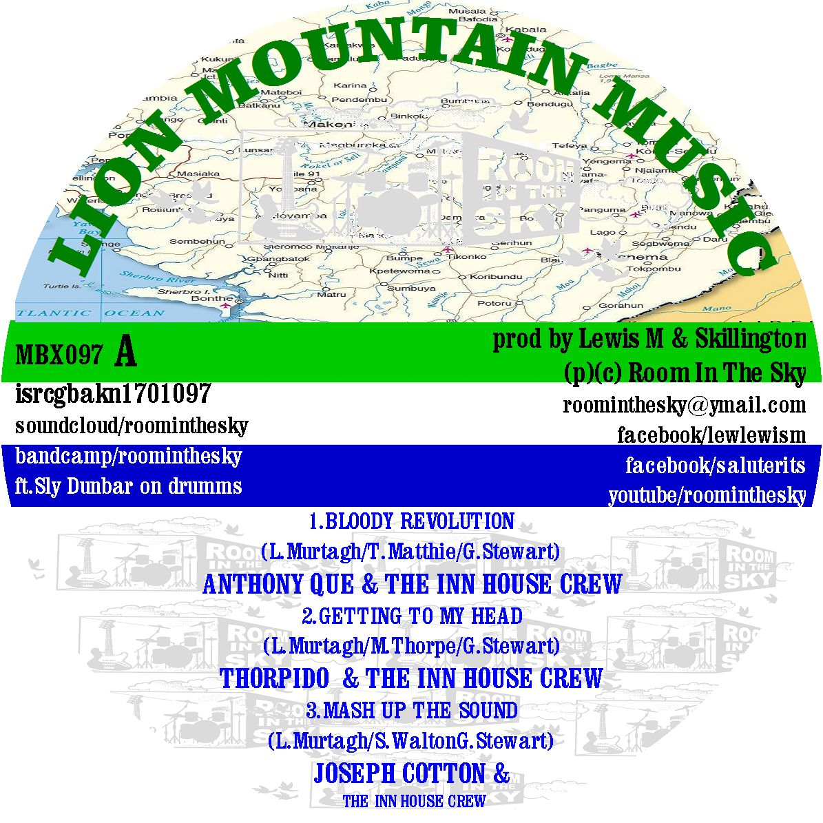 Various Artists - Lion Mountain Music