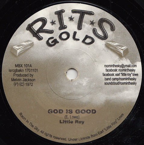 Little Roy ‎– God Is Good