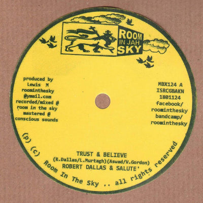 "Various Artists - Trust & Believe [7"" Vinyl]"