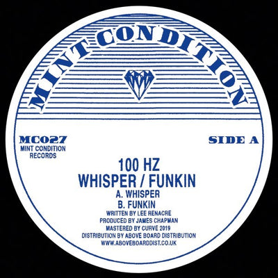 100 Hz - Whisper / Funkin - Unearthed Sounds