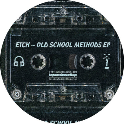 Etch - Old School Methods - Unearthed Sounds, Vinyl, Record Store, Vinyl Records