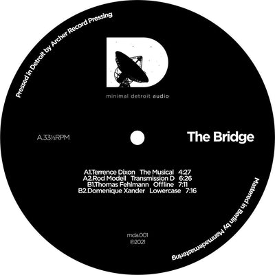 Various Artists - The Bridge - Unearthed Sounds