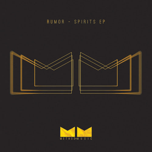 Rumor - Spirits EP , Vinyl - Method Music, Unearthed Sounds