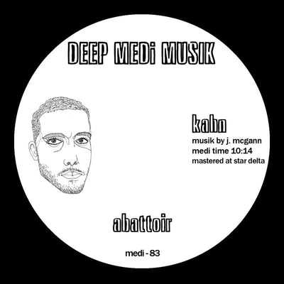 Kahn - Abattoire / Over Deh So - Unearthed Sounds