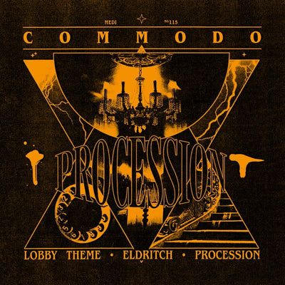 Commodo - Procession - Unearthed Sounds