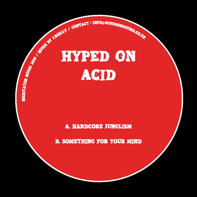 Hyped On Acid - Hardcore Junglism / Something For Your Mind - Unearthed Sounds