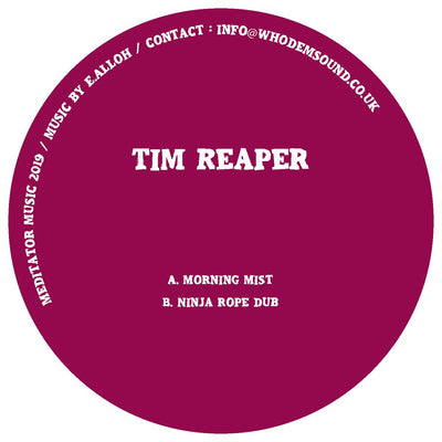 Tim Reaper - Morning Mist / Ninja Rope Dub - Unearthed Sounds