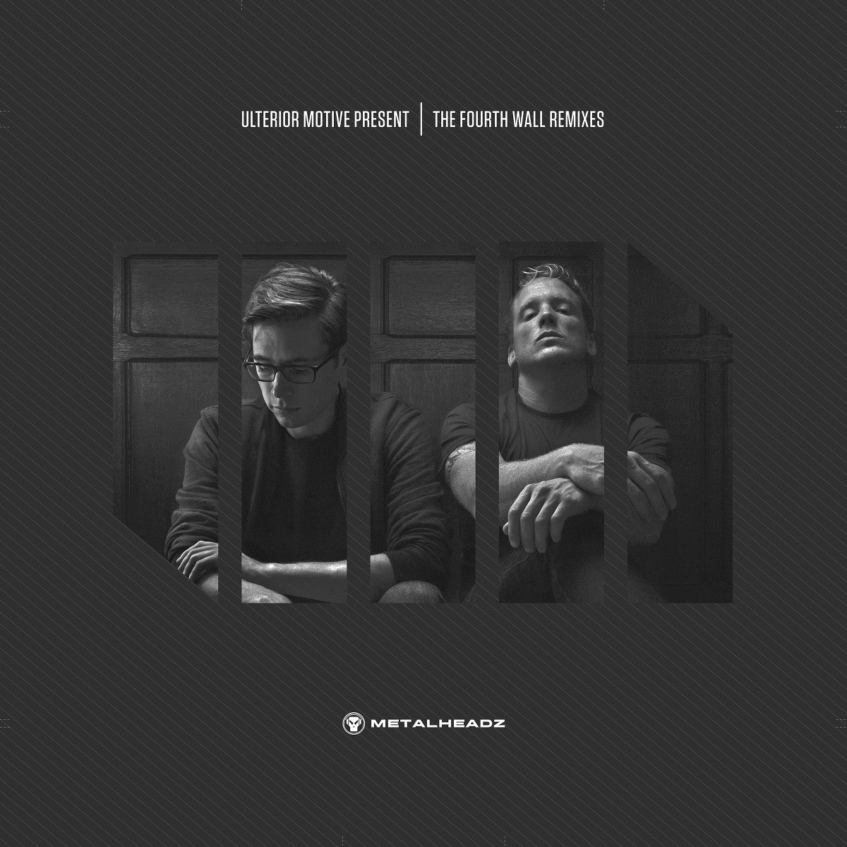 Ulterior Motive - The Fourth Wall Remixes , Vinyl - Metalheadz, Unearthed Sounds
