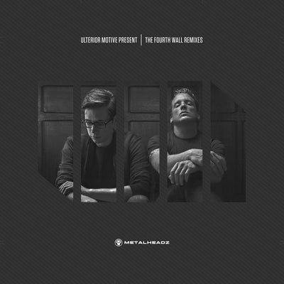 Ulterior Motive - The Fourth Wall Remixes - Unearthed Sounds