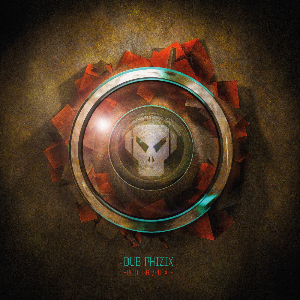 Dub Phizix - Spot Light / Rotate , Vinyl - Metalheadz, Unearthed Sounds