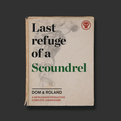 "Dom & Roland - Last Refuge of a Scoundrel [3x12"" LP] , Vinyl - Metalheadz, Unearthed Sounds"