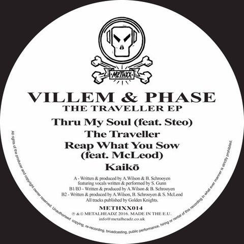 Villem & Phase - The Traveller EP