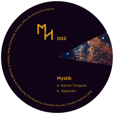 Mystik – Native Tongues / Seppuku - Unearthed Sounds