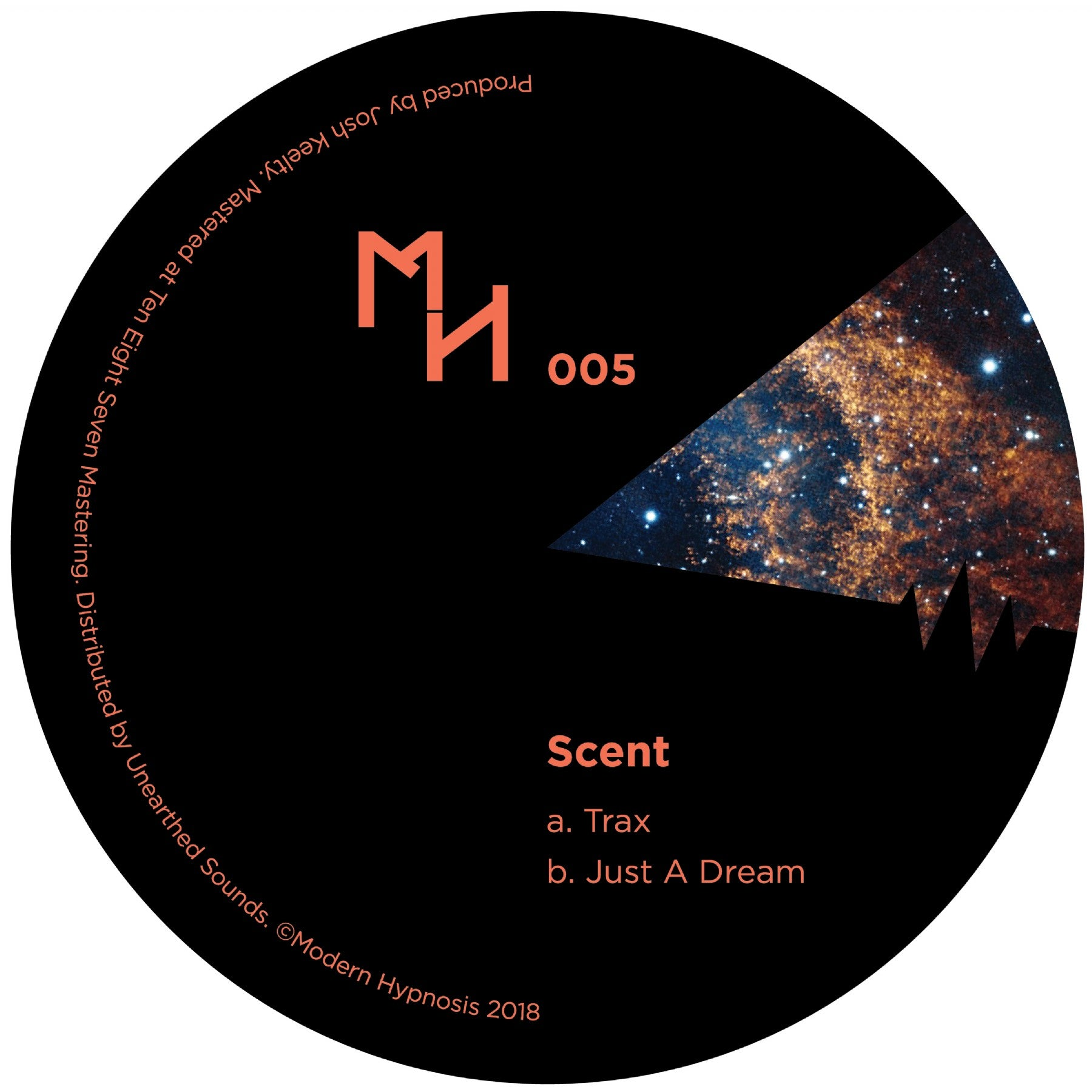 Scent - Trax / Just a Dream