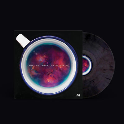 Bop - Not Your Cup of Tea EP [Coloured Vinyl] - Unearthed Sounds, Vinyl, Record Store, Vinyl Records